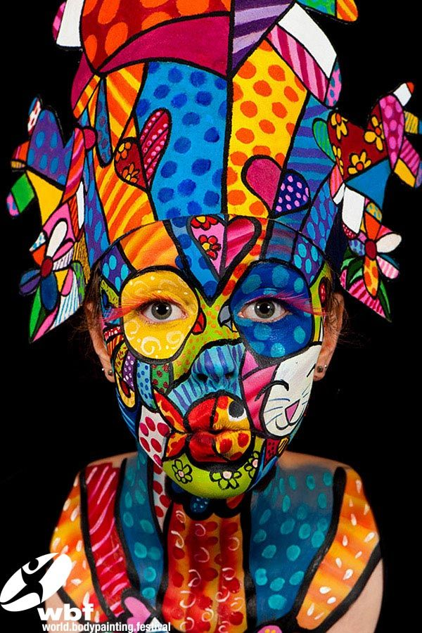 Pin by Aras Gasiunas on bodypainting | Fashion, Style, Two