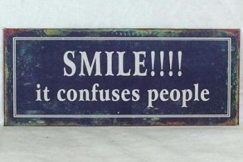 Smile kyltti. 12,10e