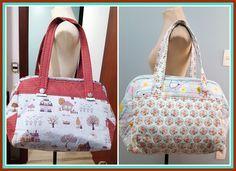 Como fazer uma bolsa grande de tecido. http://www.vivartesanato.com.br/2016/10/tutorial-diy-passo-a-passo-bolsa-de-tecido-tamanho-grande.html