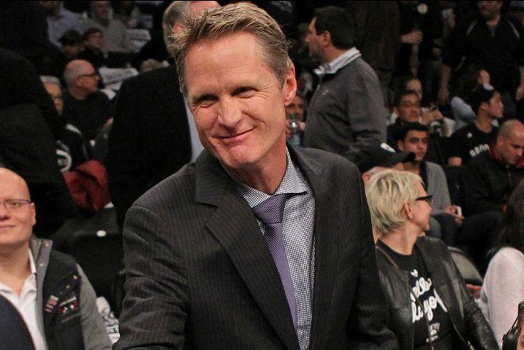 Los Warriors de Golden State se quedaron con Steve Kerr