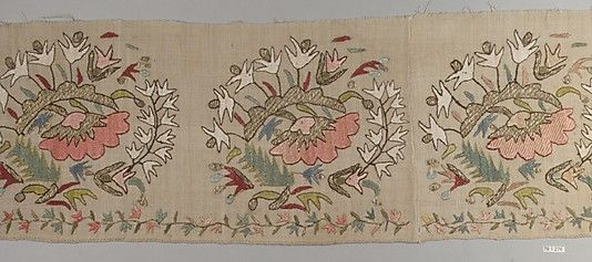 emboidery early 19th century  Greece