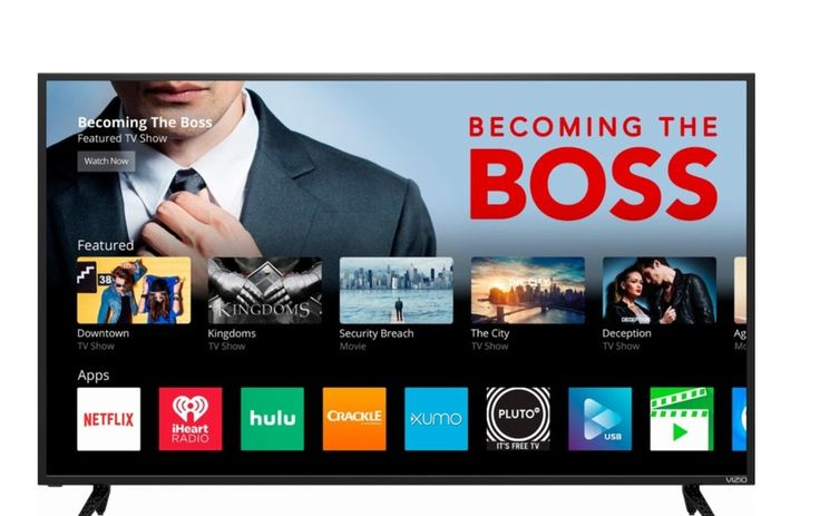 """Vizio 43"""" E43-E2 E Series 4K Ultra HD Smart HDTV Smart Television"""