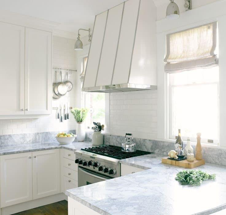 Tolle Küche Granit Aufkantung Ideen Bilder - Küchen Ideen ...