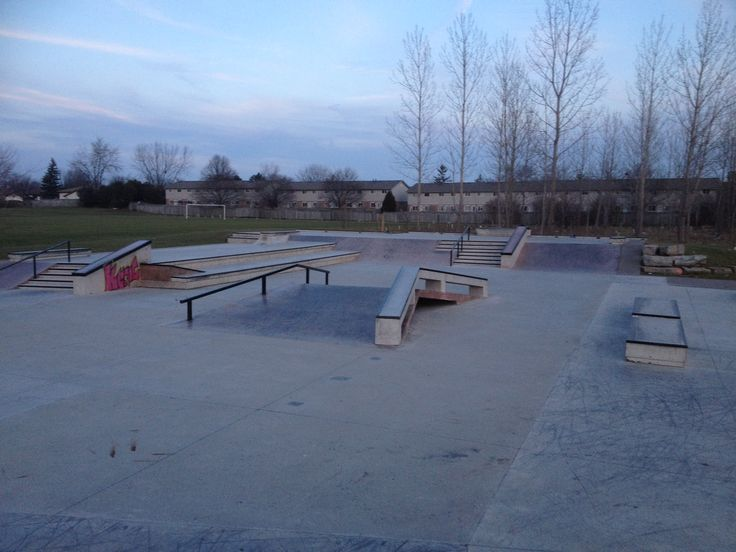 78 best images about exterior skateparks on pinterest - White oaks swimming pool london ontario ...