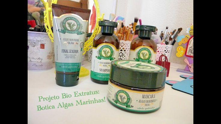 Projeto Bio Extratus: Botica Algas Marinhas!
