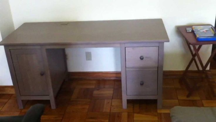 hemnes 3 drawer chest instructions