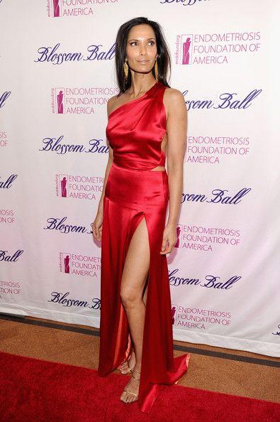 Padma Lakshmi Photos - The Endometriosis Foundation of America Celebrates The 6th Annual Blossom Ball Hosted By Padma Lakshmi and Tamer Seckin, MD - Arrivals - Zimbio