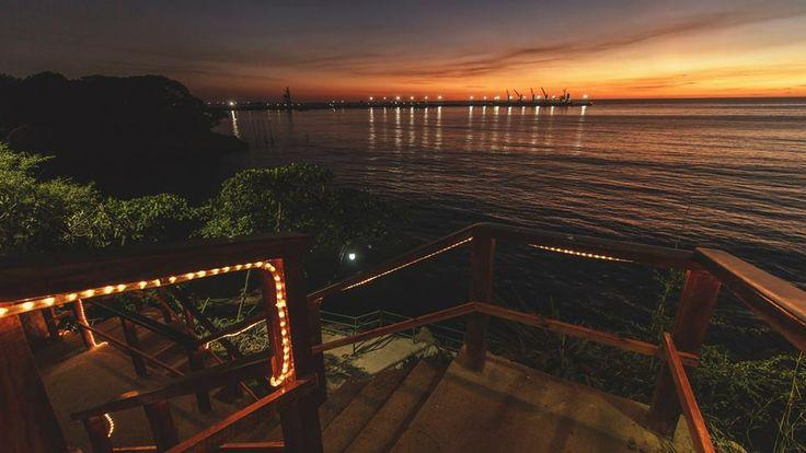 Malecón, Acajutla, Sonsonate , El Salvador #travelelsalvador