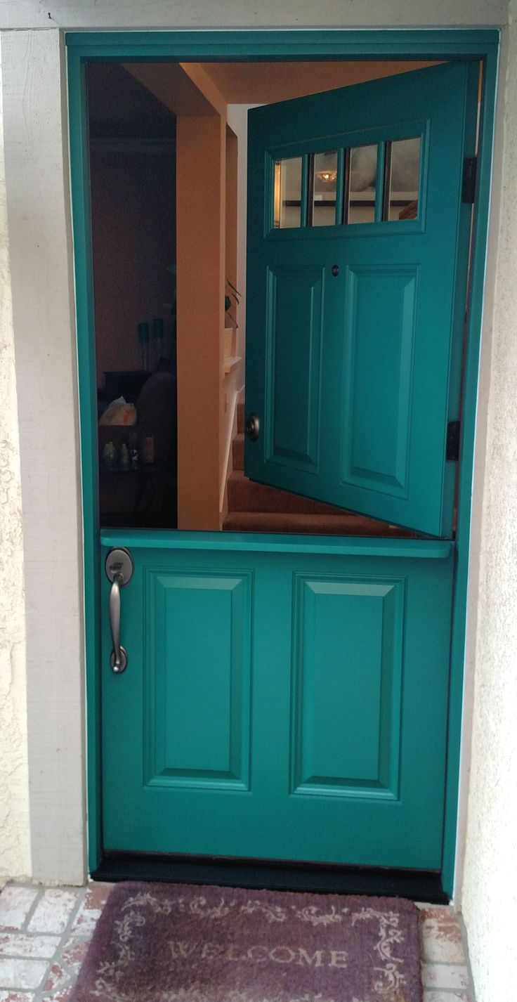 17 Best Images About Dutch Doors On Pinterest Stains