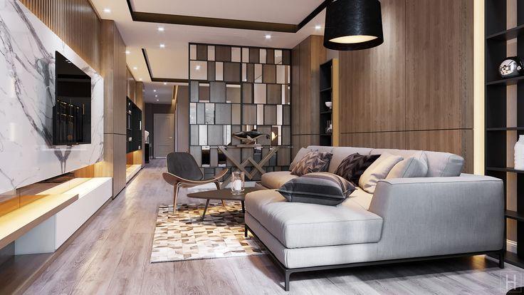 Comtemporary Master Bedroom...!!! on Behance