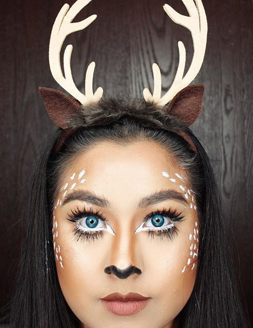 17 Best Images About Halloween Makeup & Costume Ideas On