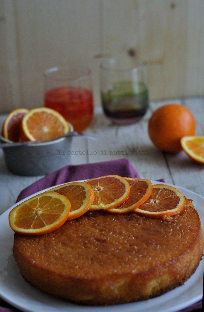 Torta d'arancia di nonna Tina | Il castello di PattiPatti