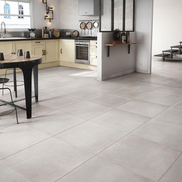 Best 25 carrelage gris clair ideas on pinterest salles - Carrelage 60x60 gris clair ...