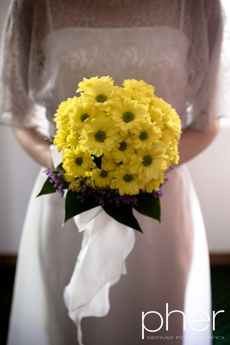 Bouquet - Pher - wedding reportage - photography - Italy - Padua - www.pher.it