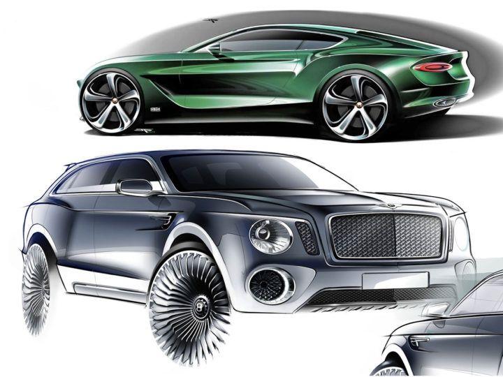 John Paul Gregory is Bentley new Head of Exterior Design