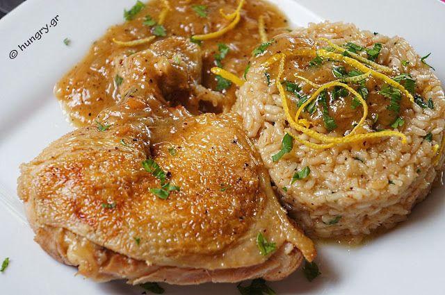 Kitchen Stori.es: Λεμονάτο Κοτόπουλο στην Κατσαρόλα