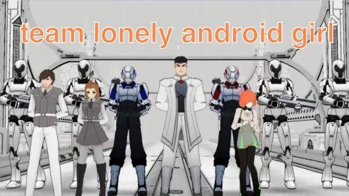 RWBY Team Robots