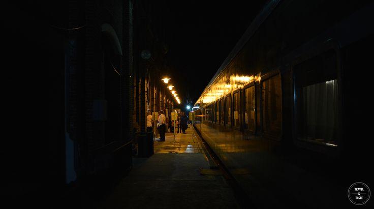 Museo Nacional Ferroviario | Noche de los Museos | Oct 2016