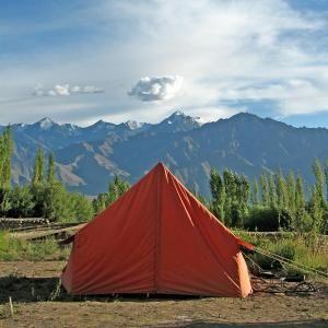 Zonas de acampada libre