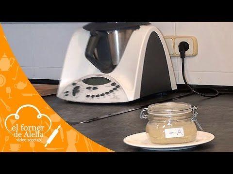 Azúcar Invertido con Thermomix - YouTube