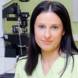 Ембриолог Десислава Петрова