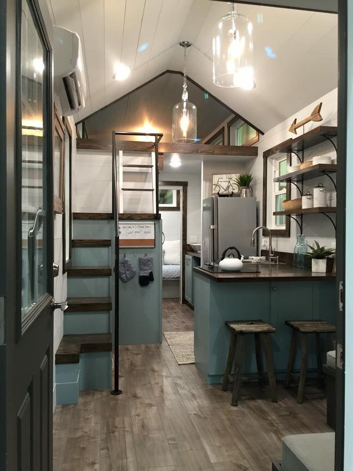 Unique Tiny Home Interior Pictures