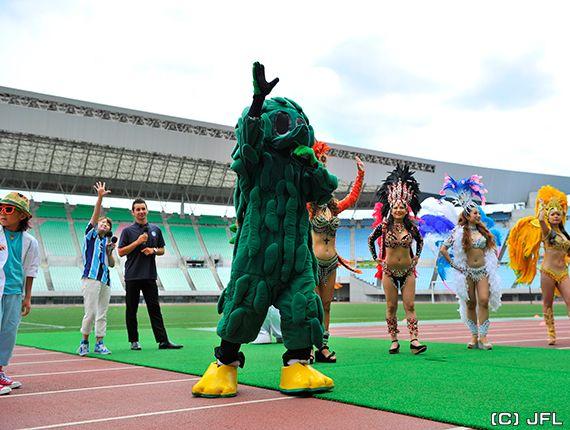 1・2・3・4ゴーヤブラジル 日本フットボールリーグオフィシャルWebサイト