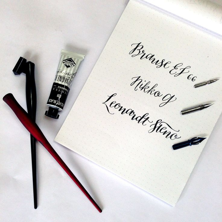 The 25 Best Calligraphy Supplies Ideas On Pinterest