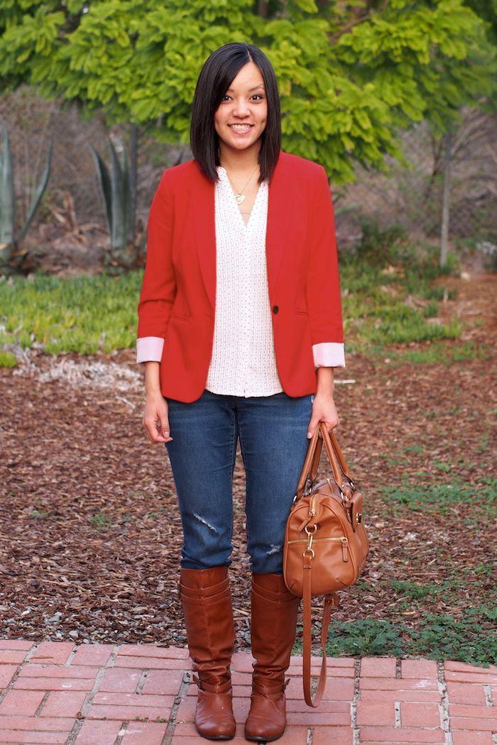 Red Shirt For Women