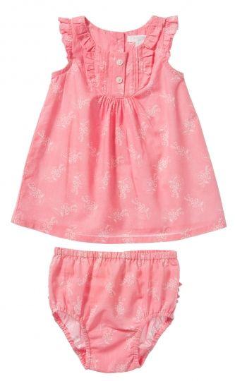 Pure Baby Wild daisy dress