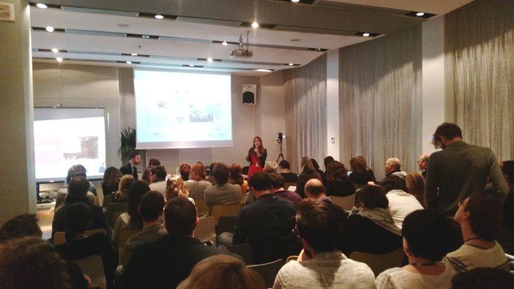 Il 29 novembre si è svolta la quarta edizione delVisual Storytelling Day, presso la Blend Tower di Milano. Un evento ricco di spunti, consigli e strategie visual, che ha visto protagonisti indiscussi i social network. L'obiettivo del Visual Storytelling Day è stato mostrare come raccontare al meglio la storia del proprio brand attraverso le immagini […]