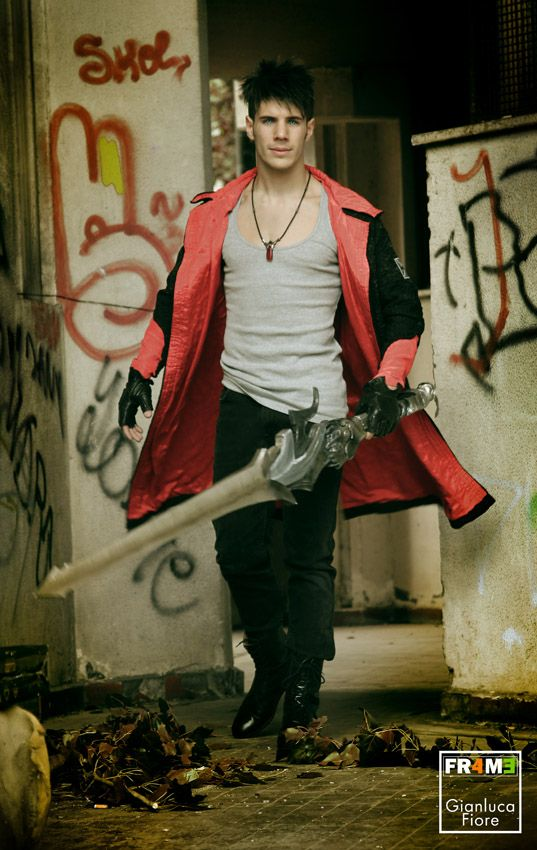 dmc 5 dante cosplay | New Dante DmC 5 Cosplay by GNefilim