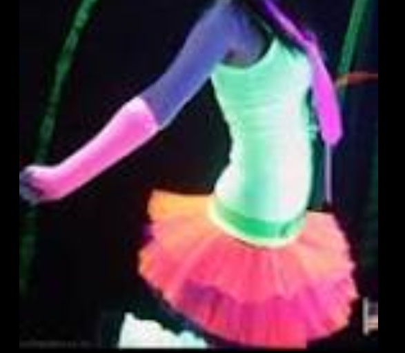 exceptional neon night outfits game