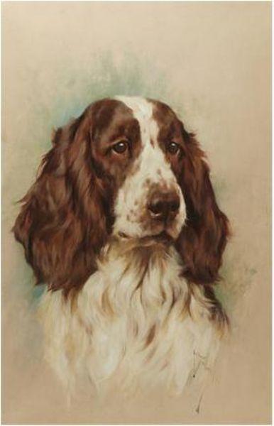 Artist Arthur Wardle