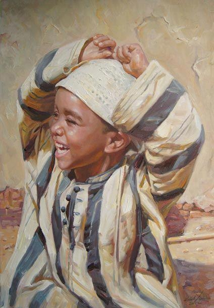 Waleed Yassin Waleed Yassin is an Egyptian artist, born on August 27, 1961. He graduated from the faculty of Fine Arts in Cairo in 1983. His paintings beautifully depicts subjects from all walks of life in Egypt.