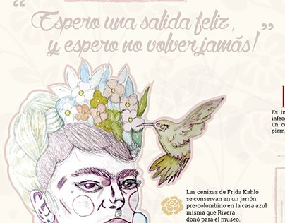 "Check out new work on my @Behance portfolio: ""FRIDA KAHLO"" http://be.net/gallery/33646794/FRIDA-KAHLO"