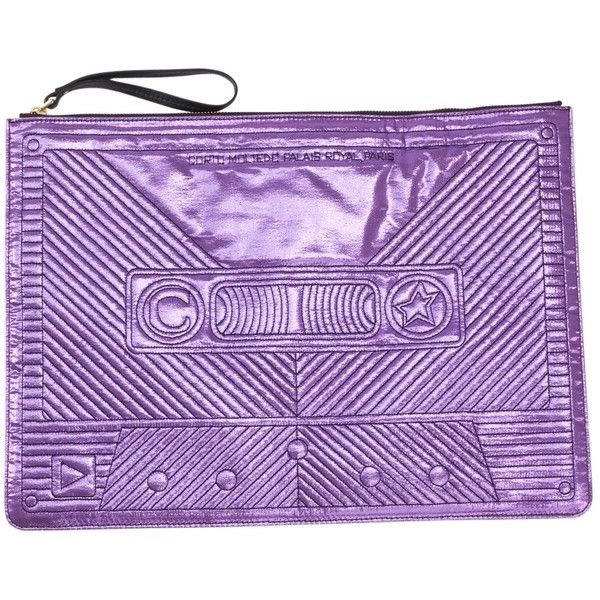 Pre-owned Corto Moltedo Purple Clutch Bag ($115) ❤ liked on Polyvore featuring bags, handbags, clutches, purple, corto moltedo, purple clutches, pre owned handbags, preowned handbags and purple purse