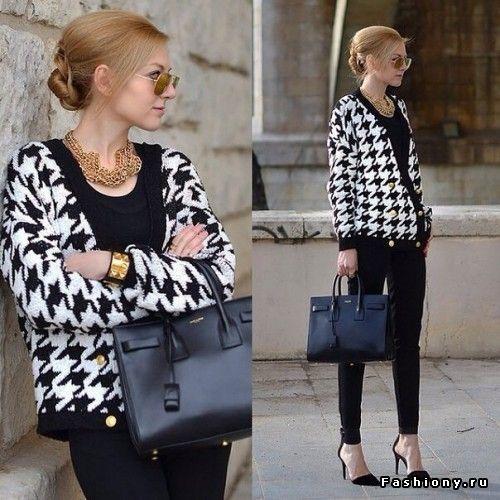 Альтернатива классическому стилю --  женственный и элегантный casual