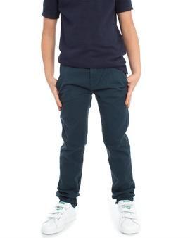 Pantalón Levis Chino Marino Perfecto para el día a día #pantalón #moda #niño