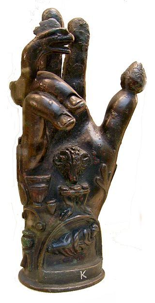 Hand of Sabazios