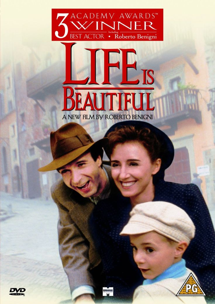 Life Is Beautiful [DVD] [1999]: Amazon.co.uk: Roberto Benigni, Nicoletta Braschi, Giorgio Cantarini, Giustino Durano, Sergio Bini Bustric, Marisa Paredes, Horst Buchholz, Giuliana Lojodice, Amerigo Fontani, Pietro De Silva, Francesco Guzzo, Raffaella Lebboroni, Agnès Mentre, Elda Ferri, Gianluigi Braschi, John M. Davis, John Rogers, Vincenzo Cerami: DVD  Blu-ray