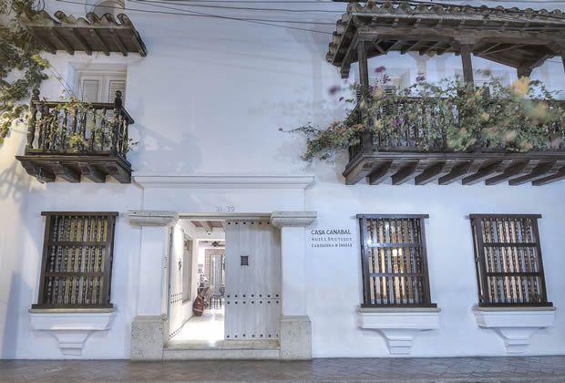 Casa Canabal Hotel Boutique Cartagena de Indias en Cartagena, Colombia