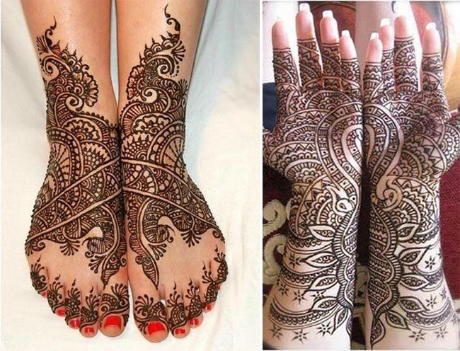 Indian Henna Designs – Unfold Deeper Meanings & Significances