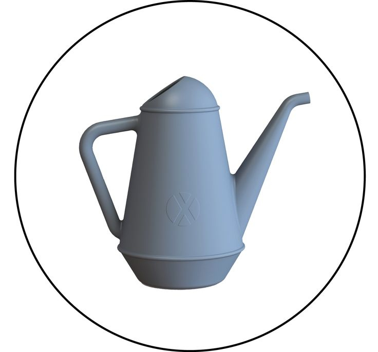Are you being well served? There can be no doubt about that when Butler is nearby. This 6L watering can, designed by Anthony Duffeleer (B), is always at your service in the kitchen, on the b...