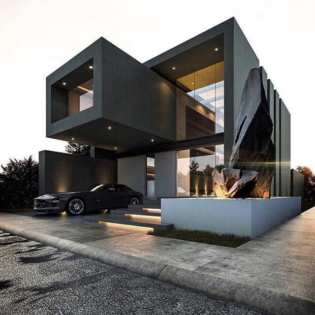 Modern House Design - House exterior - House Inspiration