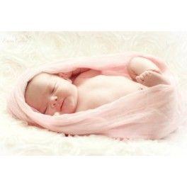Gasa de alta calidad para fotografía de bebés y/o maternidad. Suficientemente larga y fuerte como para realizar fotografías colgando al bebé en ellas o para envolver el vientre de la embarazada.