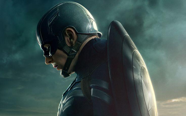 films #captain america 2 #captian #poster film#heroes #wallpaper hd #shield