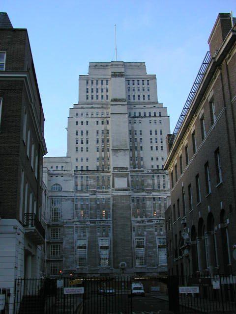 University of London--Senate House