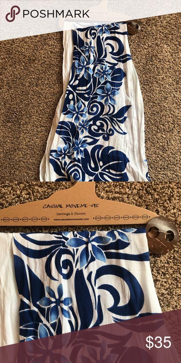 Sarong / Wrap / Pool Cover Super soft! New! Sarong / Wrap / Pool Cover Casual Mo…