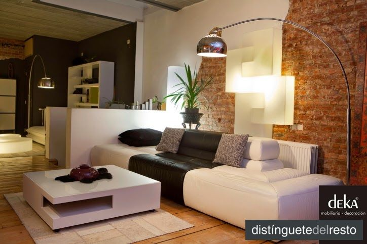 25 best SALONES images on Pinterest Lounges, Furniture and Living room